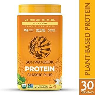 Functional Medicine Sunwarrior Protein
