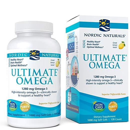 Functional Medicine Ultimate Omega