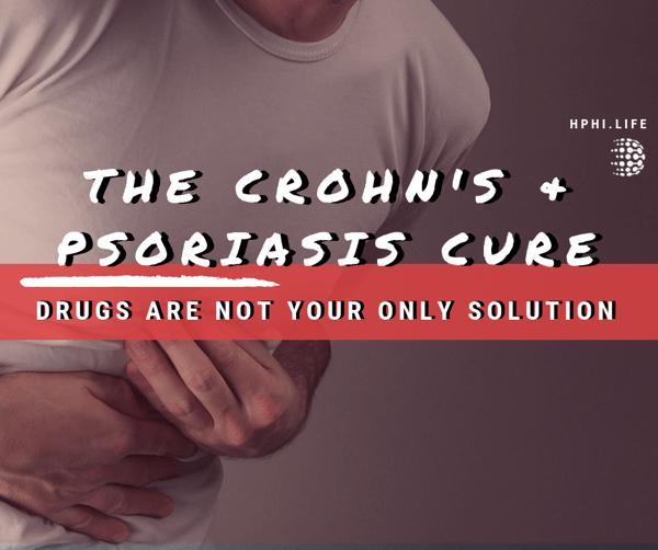 Functional Medicine Crohn's Psoriasis Cure E-Book