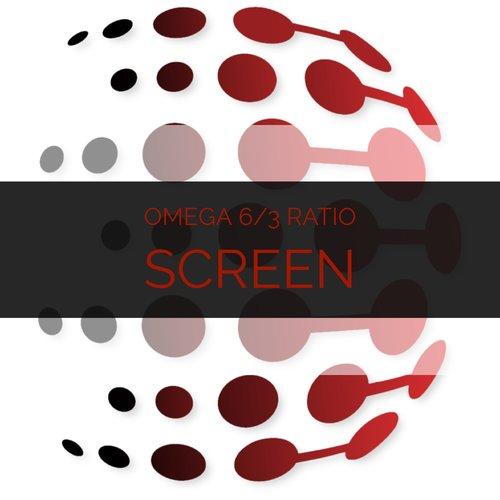 Omega 6/3 Ratio Screen