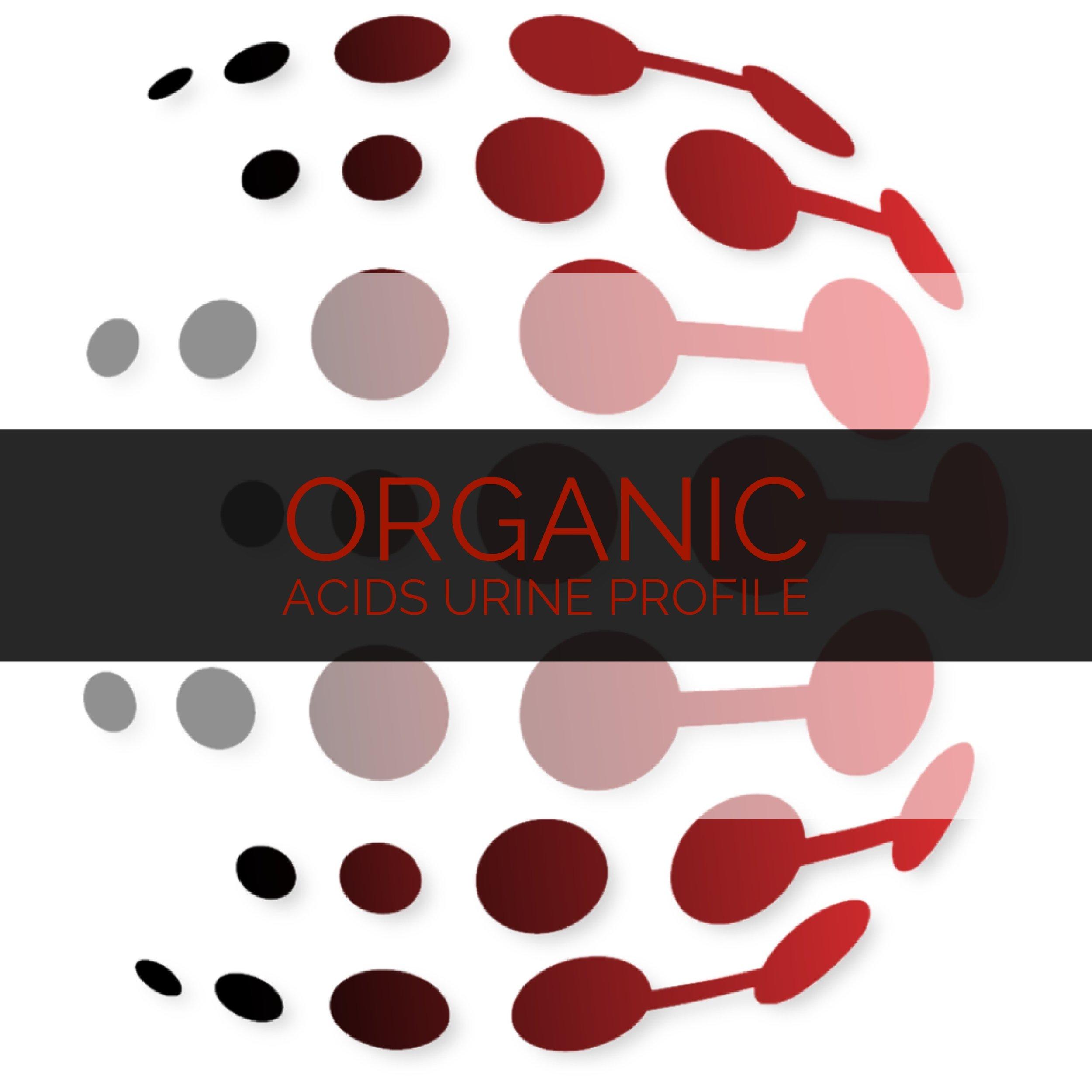 Organic Acids Urine Profile