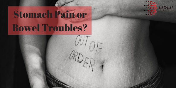 Stomach Pain or Bowel Troubles_