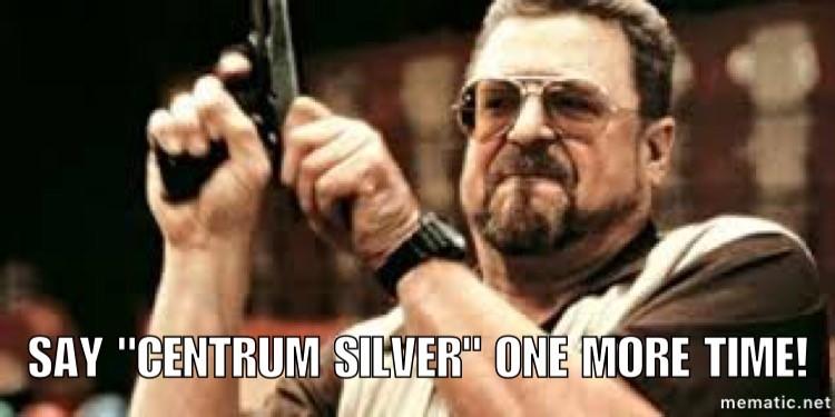 Centrum Silver